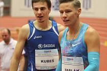 Jiří Kubeš (vlevo) a Pavel Maslák.