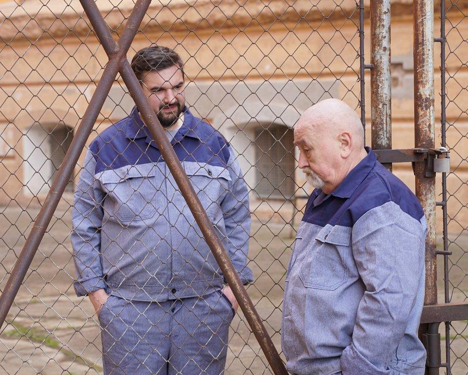 Ota Jirák skončil v jednom z nejtěžších českých vězení