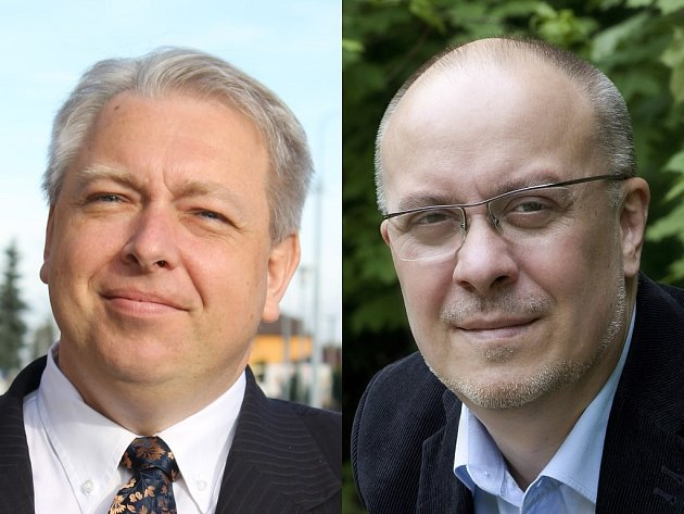 Milan Chovanec a Jiří Šneberger