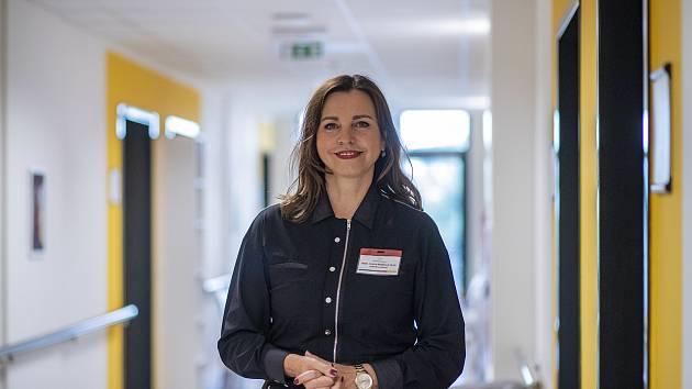 Krajská lídryně hnutí ANO Ivana Mádlová.