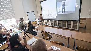 Virtuální učebna na ZČU