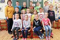 34. základní škola - 1. A - Třídní učitelka Hana Vodičková