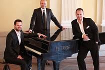 Trio La Gioia dokáže spojit pop a operní styl. Vystoupí dnes v Plzni