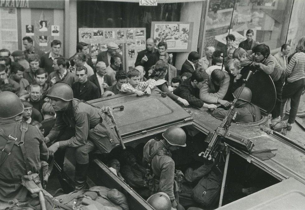 Okupační vojska v Plzni