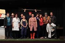 Bezkontaktní ženy aneb agrostory Divadlo z Pošumaví