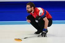 Curling muži.