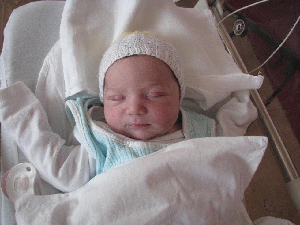 Karolína (3,76 kg, 51 cm) se narodila 7. března v 5:23 ve Fakultní nemocnici v Plzni. Na světě ji přivítali rodiče Veronika a Michal Volkovi z Nýřan a také tříletý bráška Vašík