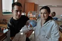 Matei Richard se narodil 16. března v 6:36 mamince Roaně a tatínkovi Arnauldovi. Po příchodu na svět v plzeňské fakultní nemocnici vážil bráška dvouletého Andree z Plzně 4010 gramů a měřil 52 centimetrů
