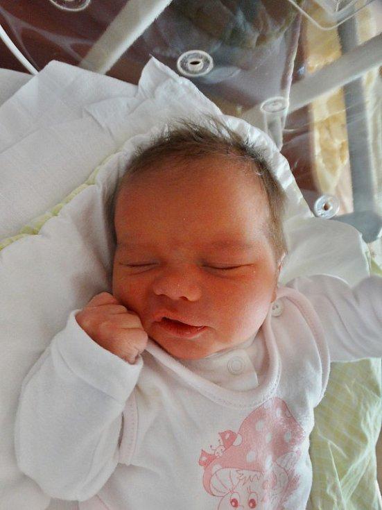 Beáta Kunstová se narodila 20. listopadu v18:18 mamince Lucii a tatínkovi Miroslavovi zVochova. Po příchodu na svět vplzeňské FN vážila sestřička čtyřletého Vítka 3360 gramů a měřila 51 cm.