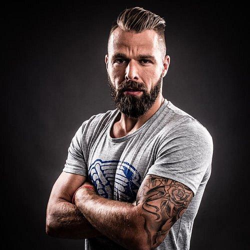 Útočník Milan Gulaš.