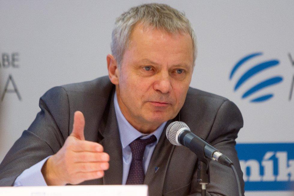 Setkání s hejtmanem - Miloslav Holeček