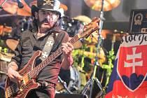 Hvězdou sobotního programu byla britská legenda Motörhead.