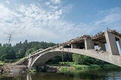 Rekonstrukce Dolanského mostu.