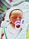 Rozálie Homolková se narodila 8. července ve 2:01 mamince Veronice a tatínkovi Jakubovi z Plzně. Po příchodu na svět v plzeňské FN vážila jejich prvorozená dcerka 3170 gramů a měřila 51 cm.