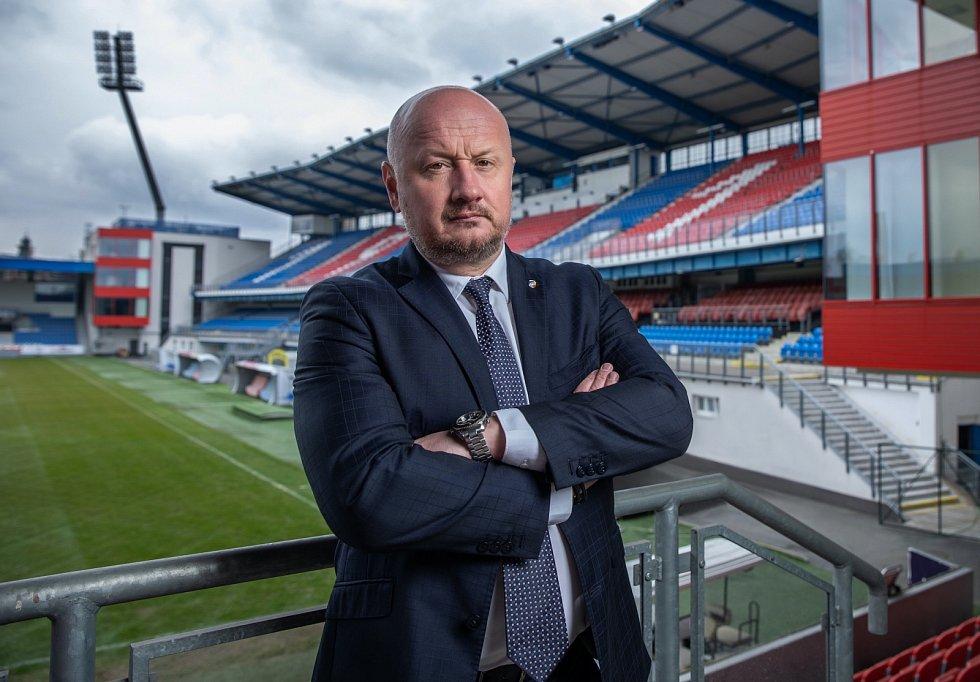 Fotbalová Plzeň mění šéfa, Šádek je stoprocentním majitelem
