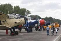 Letecký den v Líních