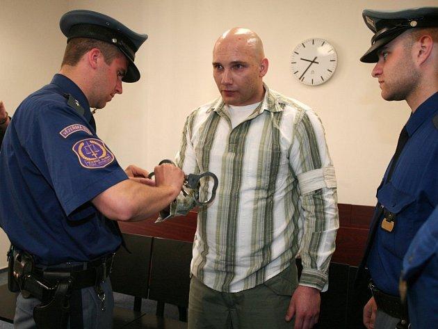 Nejdéle si v kriminále posedí František Šmíd (na snímku)