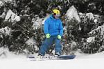 O týden dříve než loni se lyžařům včera otevřel největší šumavský lyžařský areál Na Špičáku