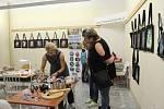 V sobotu se konal první den Víkendu otevřených ateliérů. Lidé mohli za výtvarníky i do prostor bývalého Prioru na Americké třídě v Plzni.