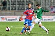 Fotbalisté Viktorie Plzeň nezvládli pondělní dohrávku devátého kola FORTUNA:LIGY a v souboji dvou účastníků evropských pohárů podlehli v Jablonci hladce 0:3.