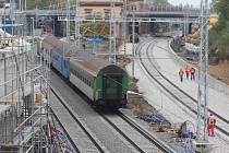 Dopravní omezení spojená s modernizací železničního uzlu Plzeň potrvají déle, než se plánovalo