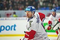 Také v příští sezoně bude plzeňský odchovanec a reprezentant Jakub Jeřábek (na archivním snímku) jednou z opor Víťazu Podolsk.