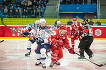 HC Škoda vs. Lausanne