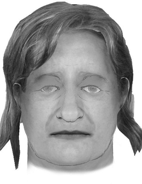 Dle nalezené lebky vytvořili specialisté zKriminalistického ústavu Praha pomocí forenzní faciální rekonstrukce identikit zemřelého. Pokud osobu na identikitu poznáváte, obraťte se prosím na linku tísňového volání Policie České republiky 158.