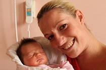 Druhá holčička se narodila mamince Lucii Hermannové a tatínkovi Robertu Hermnannovi zPlzně. Adélka (3,20 kg, 50 cm) se narodila 29. června v5:50 vplzeňské FN. Sestřičky se již nemůže dočkat šestiletá Nela