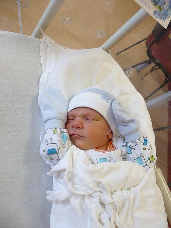 Vojtěch (3,07 kg, 52 cm) se narodil 24. ledna v 9:21 ve Fakultní nemocnici v Plzni. Na světě svého prvorozeného syna přivítali maminka Andrea Jančovičová a tatínek Martin Koucký z Plzně