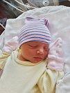 Kristýna Mahdalová se narodila 4. května ve 12:13 mamince Ivě a tatínkovi Petrovi zPlzně. Po příchodu na svět vplzeňské FN vážila jejich prvorozená dcerka 3240 gramů a měřila 49 centimetrů.