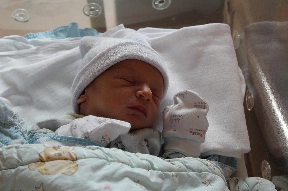 Přemysl Svoboda z Plzně se narodil 25. května ve 13:40 rodičům Tereze a Přemyslovi. Po příchodu na svět ve FN na Lochotíně vážil bráška pětileté Adrianky 2960 g a měřil 49 cm.