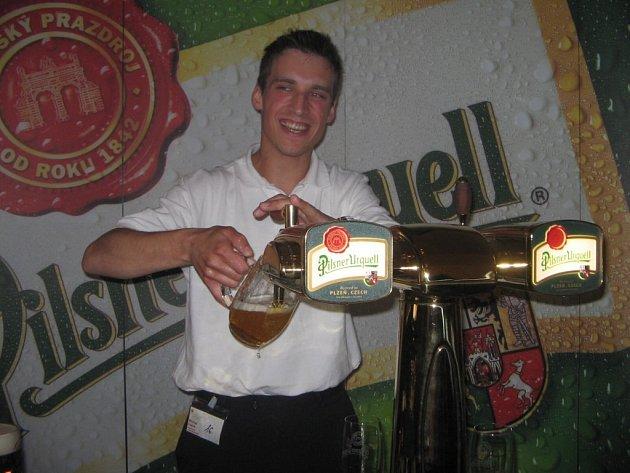 Vítěz Michal Králík