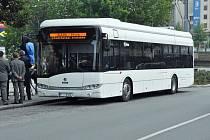 Rychlonabíjecí elektrobus