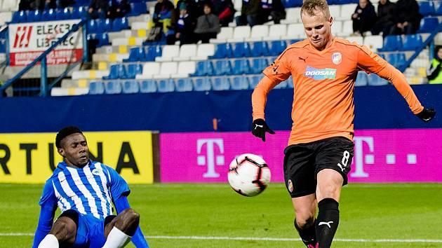 Slovan Liberec - Viktoria Plzeň 1:1