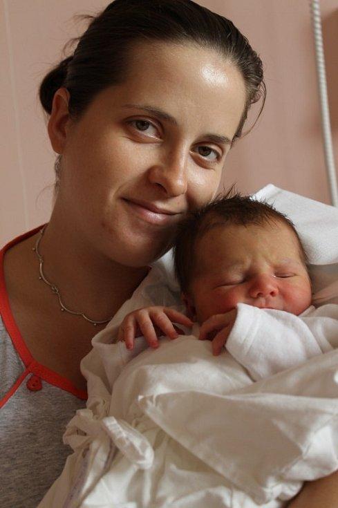 Prvorozenou Terezku (3,47 kg, 49 cm) přivítali na světě rodiče Martina a Tomáš Páníkovi ze Starého Plzence. Terezka se narodila 16. 10. ve 22:34 ve FN v Plzni