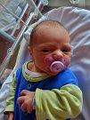 Vendelín Košař se narodil 26. srpna v čtrnáct minut před šestou hodinou ranní mamince Nikole a tatínkovi Václavovi z Plzně. Po příchodu na svět v plzeňské fakultní nemocnici vážil jejich prvorozený synek 3850 gramů a měřil 52 centimetrů