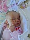 Ester Hladíková se narodila 24. května ve 12:05 mamince Barboře a tatínkovi Radkovi z Horní Břízy. Po příchodu na svět v porodnici U Mulačů vážila jejich prvorozená dcerka 3100 gramů a měřila 50 centimetrů