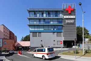 Nemocnice Privamed v Plzni.