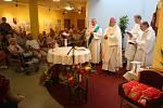 Deset let od svého otevření si ve středu připomněl Domov sv. Jiří pro seniory