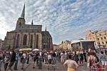 Plzeň. Ilustrační foto