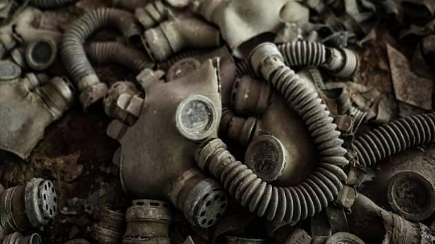 Černobyl.