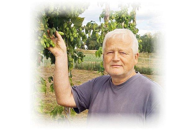Milan Máca, vedoucí výroby piva Gambrinus