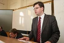 Středeční zasedání akademického senátu právnické fakulty ZČU