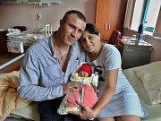 Vanesa Kolomijecová se narodila 9. září v9:44 mamince Marii Bednářové a tatínkovi Ihorovi zPlzně. Po příchodu na svět vplzeňské fakultní nemocnici vážila jejich prvorozená dcerka 3790 gramů a měřila 51 centimetrů