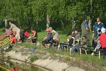 Jednou z akcí, které hasiči ze SDH Soběkury tradičně pořádají, jsou také rybářské závody. Návštěvnost mívají velkou
