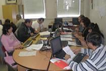 Zájemci  z řad  Romů absolvovali 120 hodinový kurz během jednoho měsíce