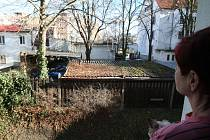 Rodina Ernstových bydlí v Partyzánské ulici dvaadvacet let. Byt kupovali v zimě, kdy byly stromy bez listí. Jakmile se zazelenají, celé dny se ve všech pokojích musí svítit.