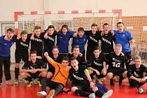 Juniorský futsalový tým SK Indoss Plzeň U17