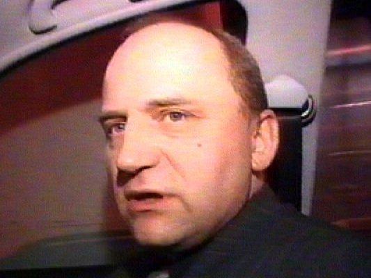Jan Mikeš, bývalý policista, nyní uprchlík